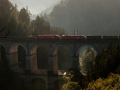 Kalte Rinne Viaduct, early morning