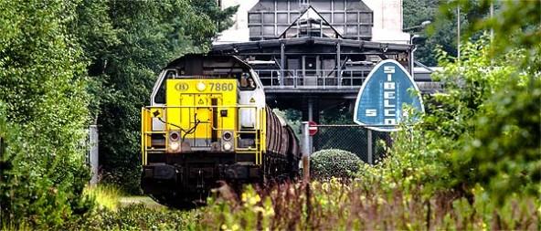 Trein 47777 Lommel Maatheide - Pétange (Lux)